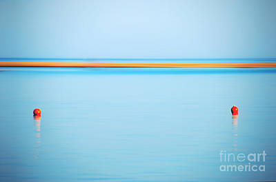 Dahab - Red Sea Art Print