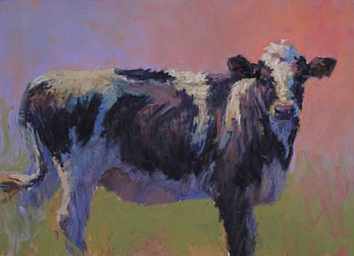Painting - Dahlia by Susan Williamson