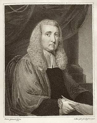 Daines Barrington Print by Middle Temple Library