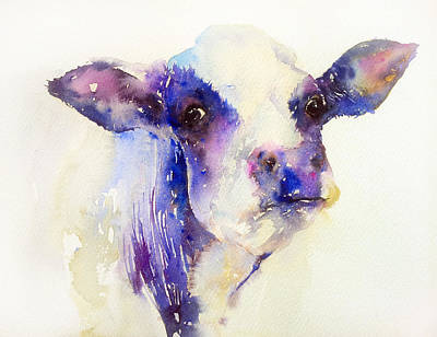 Watercolor Painting - Dairy Milk by Arti Chauhan