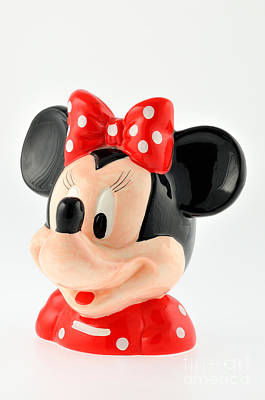 Dolls Photograph - Minnie Mouse by George Atsametakis