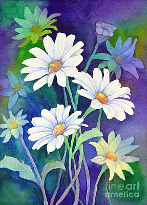 Painting - Daisy Patch by Dion Dior