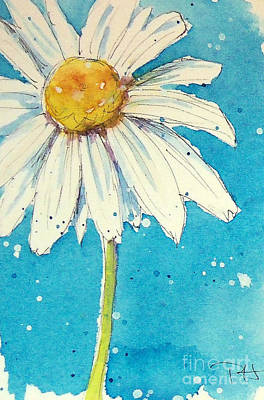 Painting - Daisy by Patricia Henderson