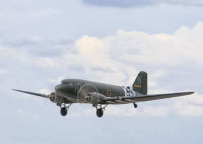 Photograph - Dc3 Dakotas by Shirley Mitchell