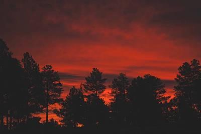 Photograph - Dakota Sunrise by Dakota Light Photography By Dakota