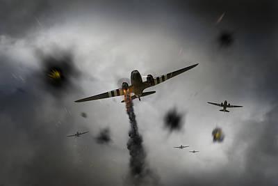 Photograph - Dakotas At Arnhem by Gary Eason