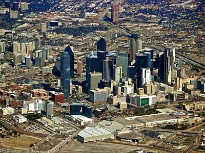 Photograph - Dallas 2 by Ricardo J Ruiz de Porras