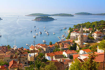 Photograph - Dalmatian Coast by Alexey Stiop