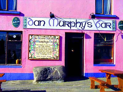 Dan Murphy's Bar Art Print