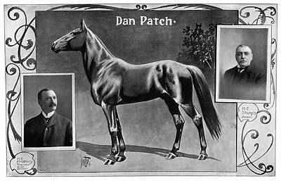 Dan Patch (1896-1916) Art Print