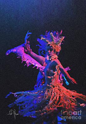 Photograph - Dance 2 by Leo Symon