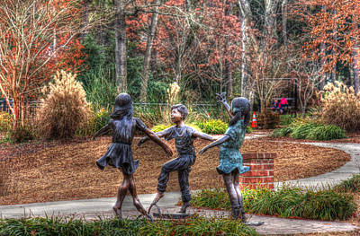 Autumn Photograph - Dance by Andy Lawless