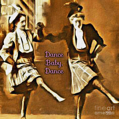 Photograph - Dance Baby Dance by Beauty For God