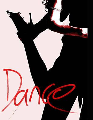 Merengue Mixed Media - Dance by Doug Walker