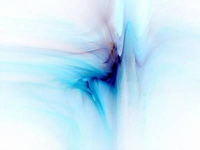 Dance In The Breeze Art Print by Gun Legler