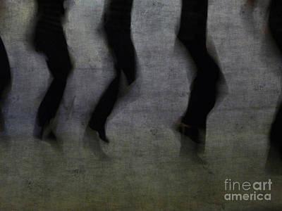 Dance Art Print by Jeff Breiman