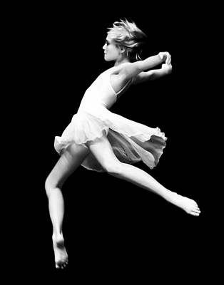 Ballet Photograph - Dance by Nicholas Evans
