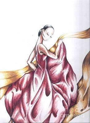 Mannequin Dresses - Dance by Rhonda Falls