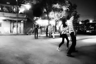 Que Photograph - Dance Time by Matt Johnson