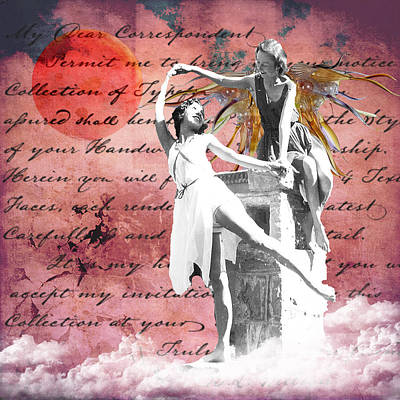 Dance With An Angel Original by Paige White