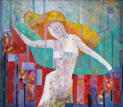 Painting - Dance With Me by GALA Koleva