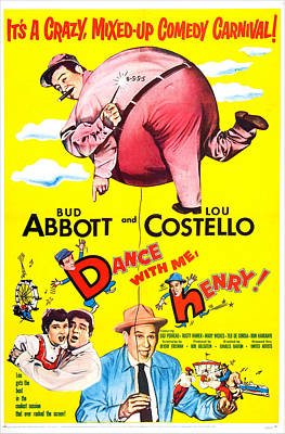 Dance With Me, Henry, Us Poster, Lou Art Print by Everett