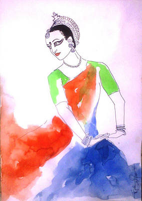 Dancer Original by Charushree Amar