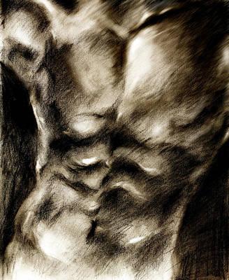 Drawing - Dancer by Hiroko Sakai
