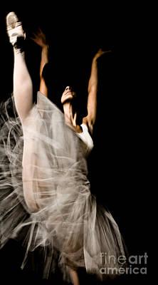 Dancer Art Print by Marco Affini