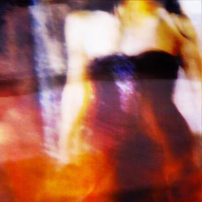 Photograph - Dancer Torso by Ann Tracy