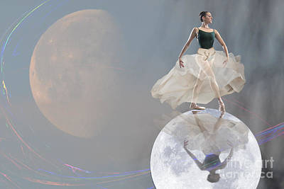 Digital Art - Dancerella by Angelika Drake