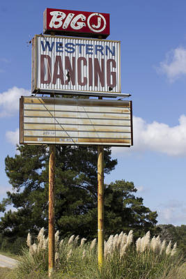 Photograph - Dancing At Big J's by Susan Schroeder
