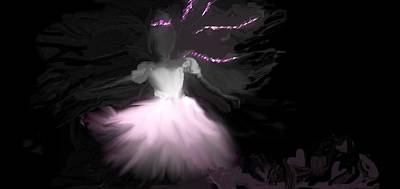 Painting - Dancing Fairy by Jessica Wright