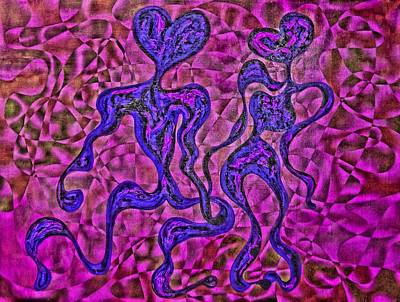 Genio Mixed Media - Dancing Flirt by Genio GgXpress