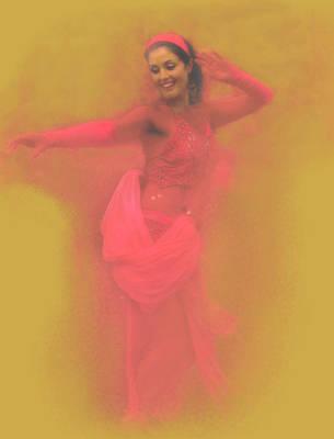 Dancing For Joy Art Print