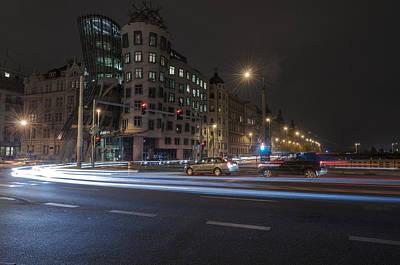 Dancing House Original by Sergey Simanovsky