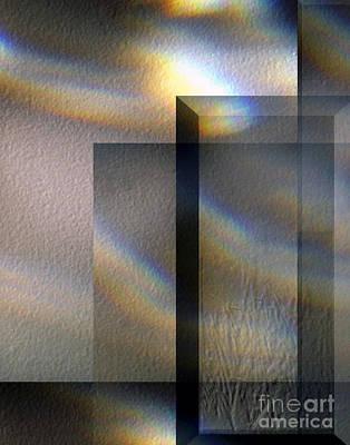Sun Rays Mixed Media - Dancing Sunlight by Gerlinde Keating - Galleria GK Keating Associates Inc