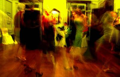 Photograph - Dancing The Night Away #1 by Jim Vance