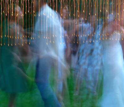 Photograph - Dancing Under The Lights by Patricia Strand