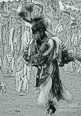 Dancing With Ancestors Silver Screen Art Print by Scarlett Images Photography
