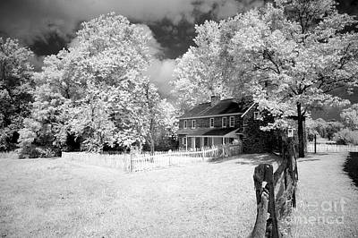 Photograph - Daniel Boone Homestead by Paul W Faust -  Impressions of Light