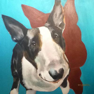 Painting - Danny by Jesse Bateman