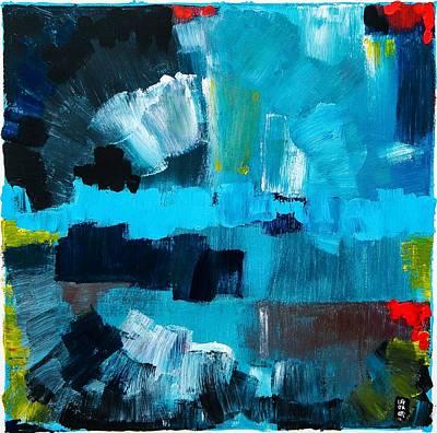 Vox Painting - Danube by Michael Leporati