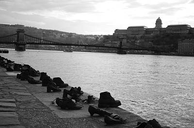 Photograph - Danube Shoes by Catherine Murton
