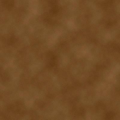 Digital Art - Dark Brown Leather Texture Background by Valentino Visentini