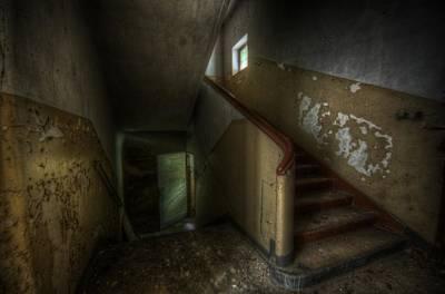 Digital Art - Dark End by Nathan Wright