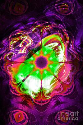 Digital Art - Dark Energy by Aeres Vistaas