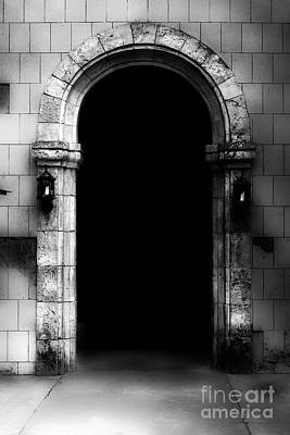 Photograph - Dark Entrance by Michael Arend