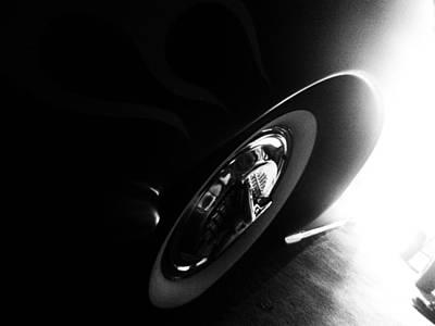 Photograph - Dark Flame by Kelly Hazel