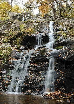 Photograph - Dark Hollow Falls 2 by Lee Kirchhevel